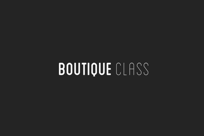 Boutique Class inaugura ecommerce